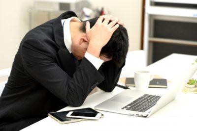 backlogの一括登録で悩む男性
