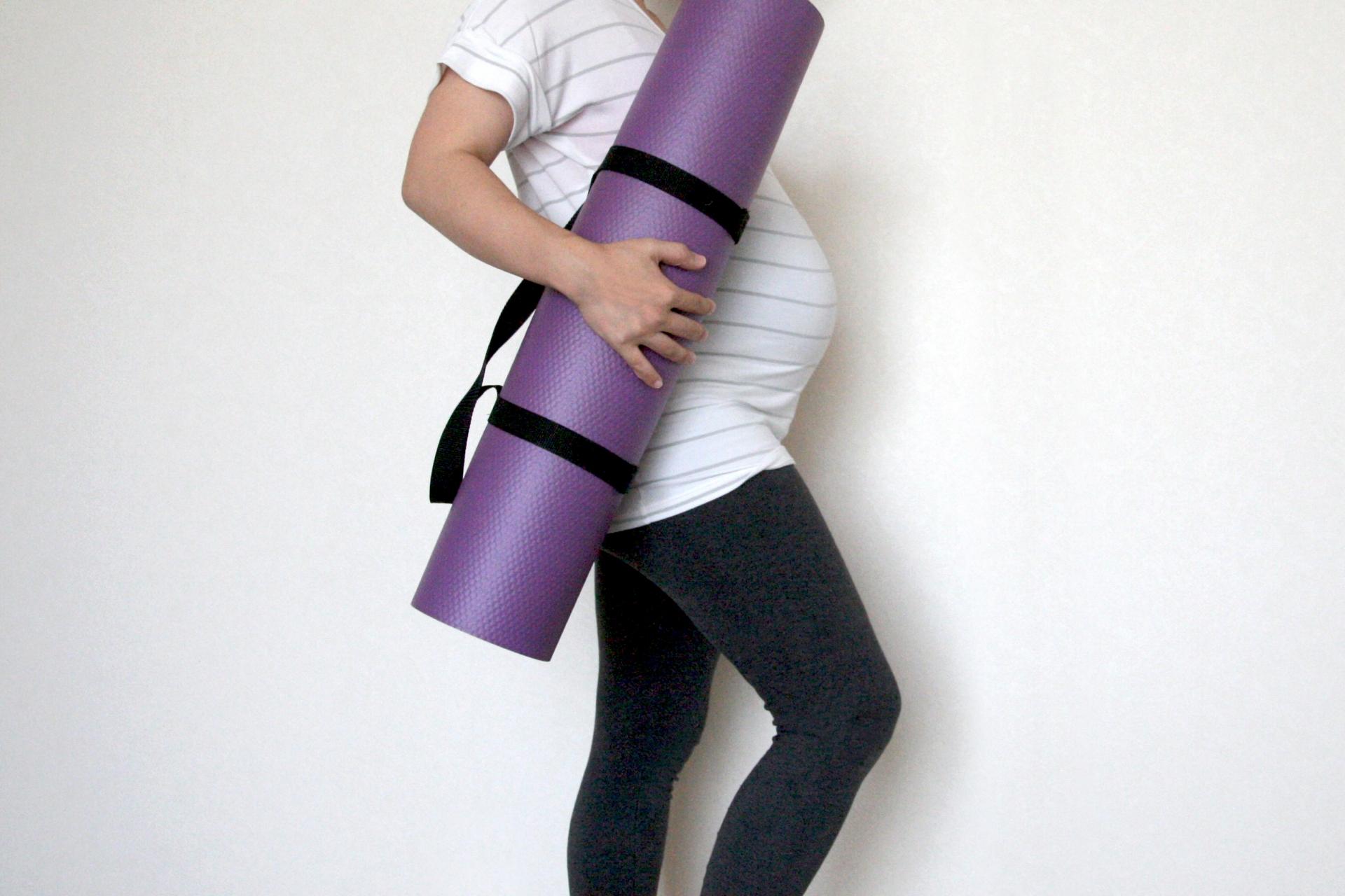 妊娠中 運動 ジム